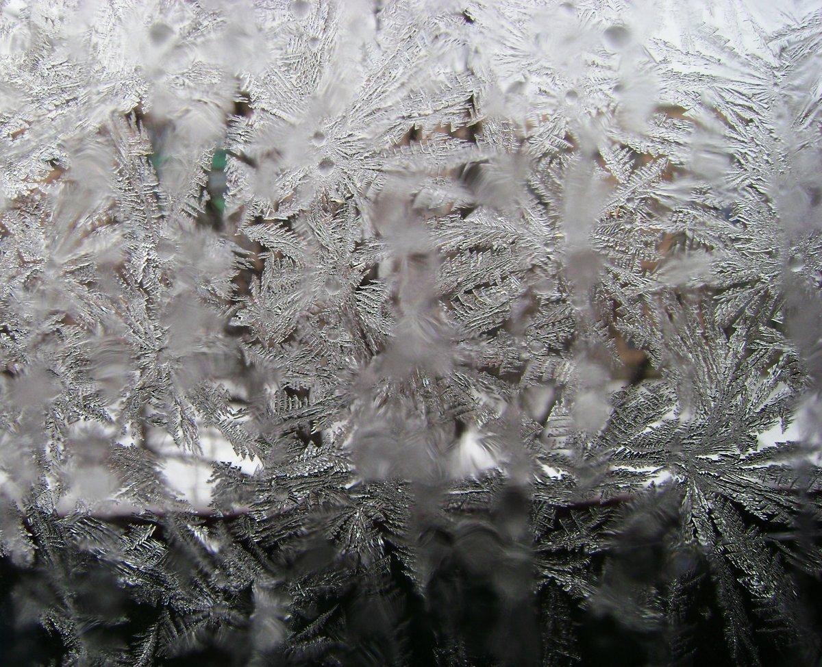 это картинки инея кристаллы формы сам