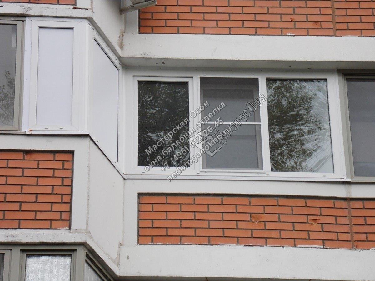 Застеклить балкон сапог фото