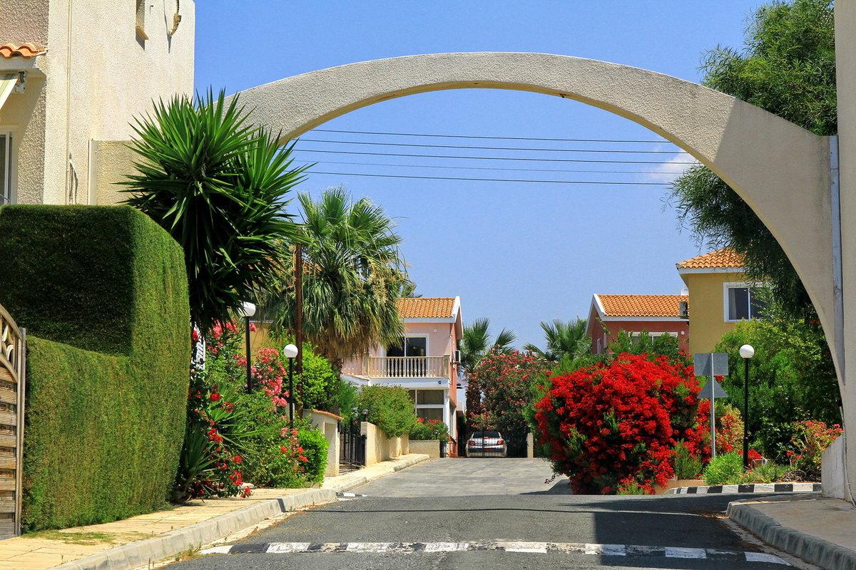 Кипр пафос фото города