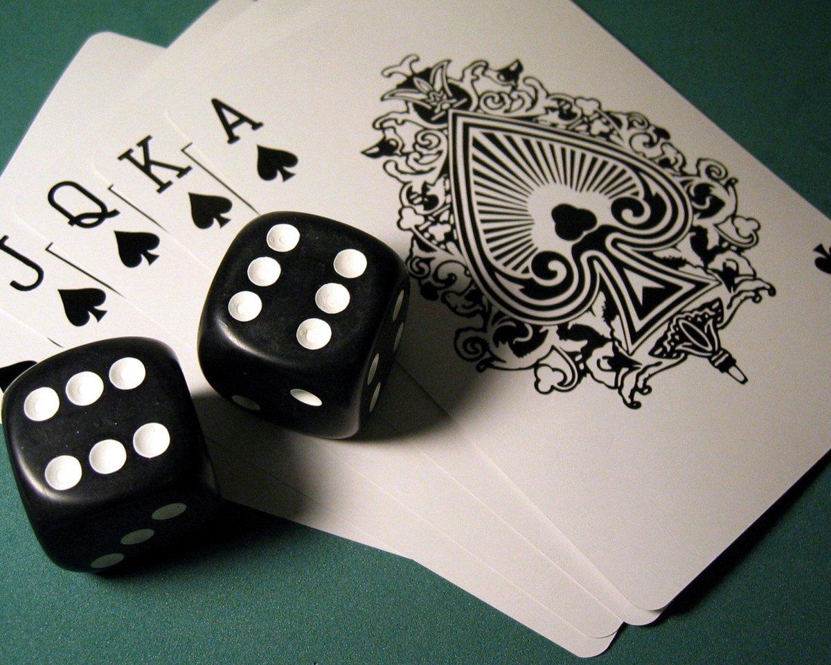 Крутые картинки игральных карт, друзьям картинки надписями