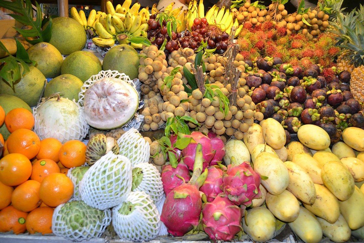 Тайские фрукты фото и описание