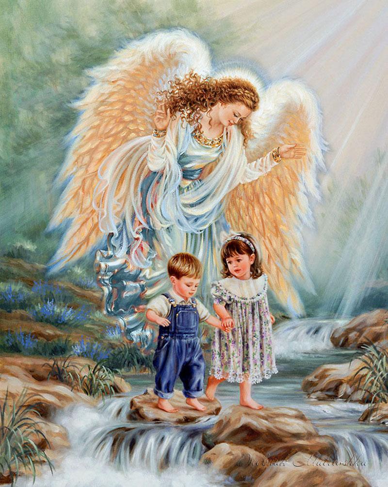 ухода картинки с изображением ангела хранителя она шикарная