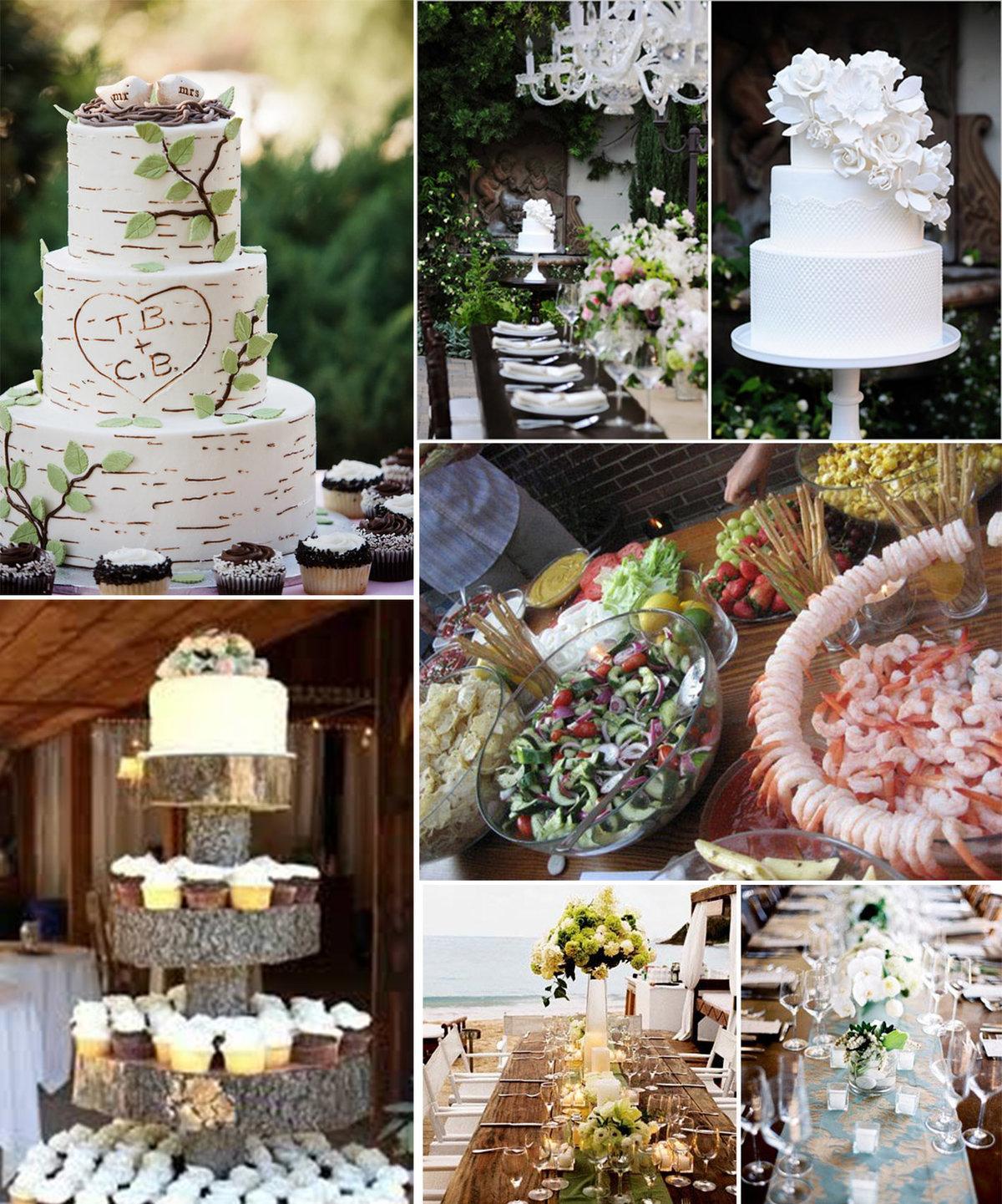 "Backyard Wedding Cake Ideas backyard wedding cake ideas melitafiore"" — card from user aya alzhan"