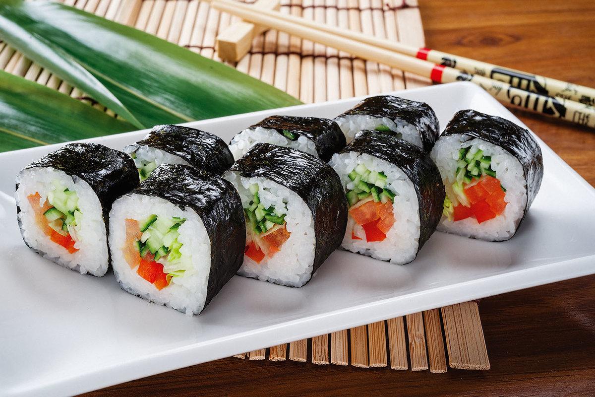 Днем рождения, суши картинки