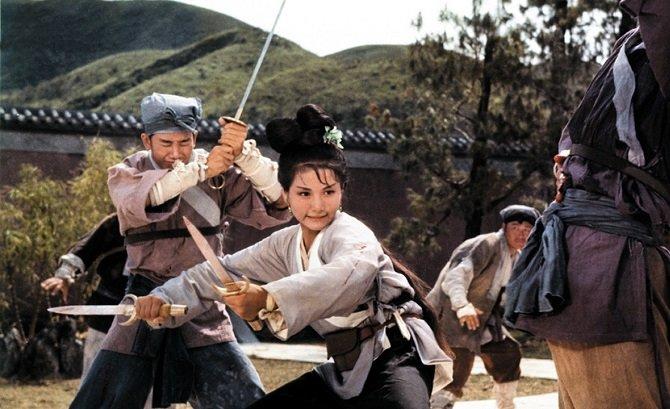 японские фильмы боевые искусства