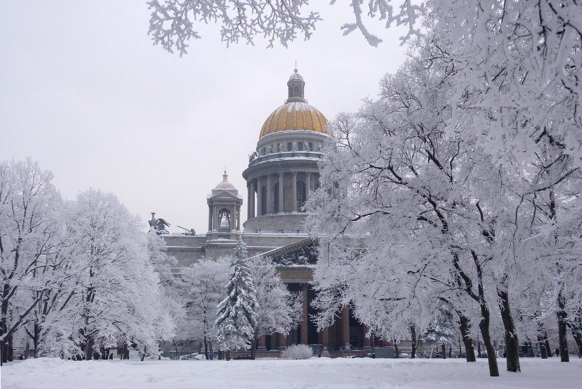 зимний петербург фото в высоком разрешении каждому