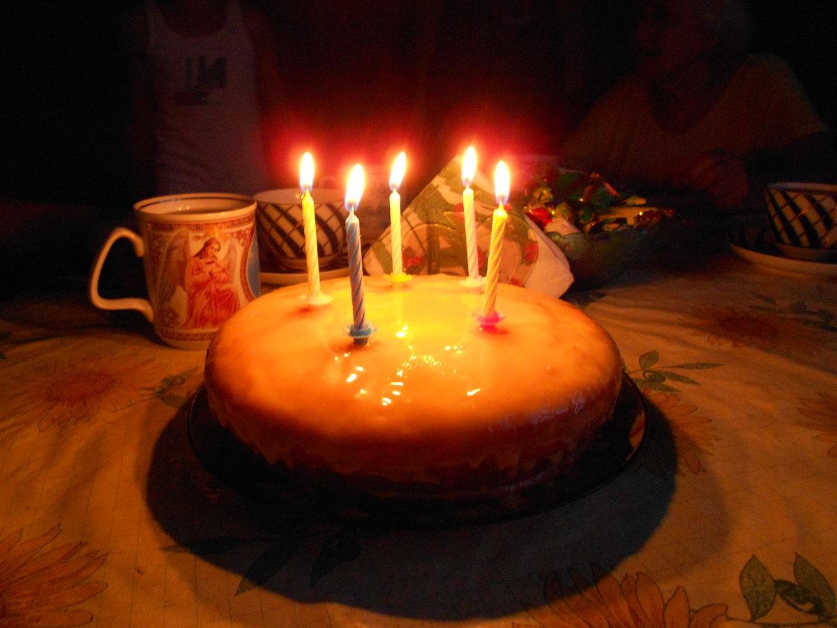 Видеть во сне торт мо свечками