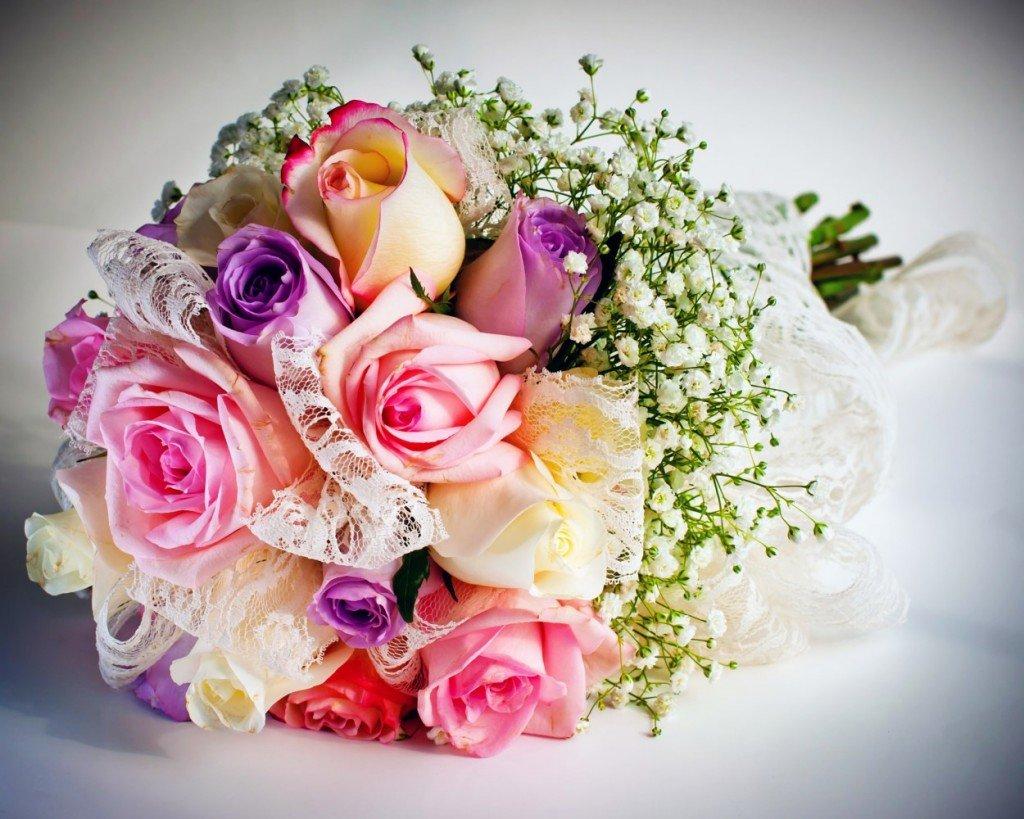всего букеты для поздравления невесты такой фигурой можно