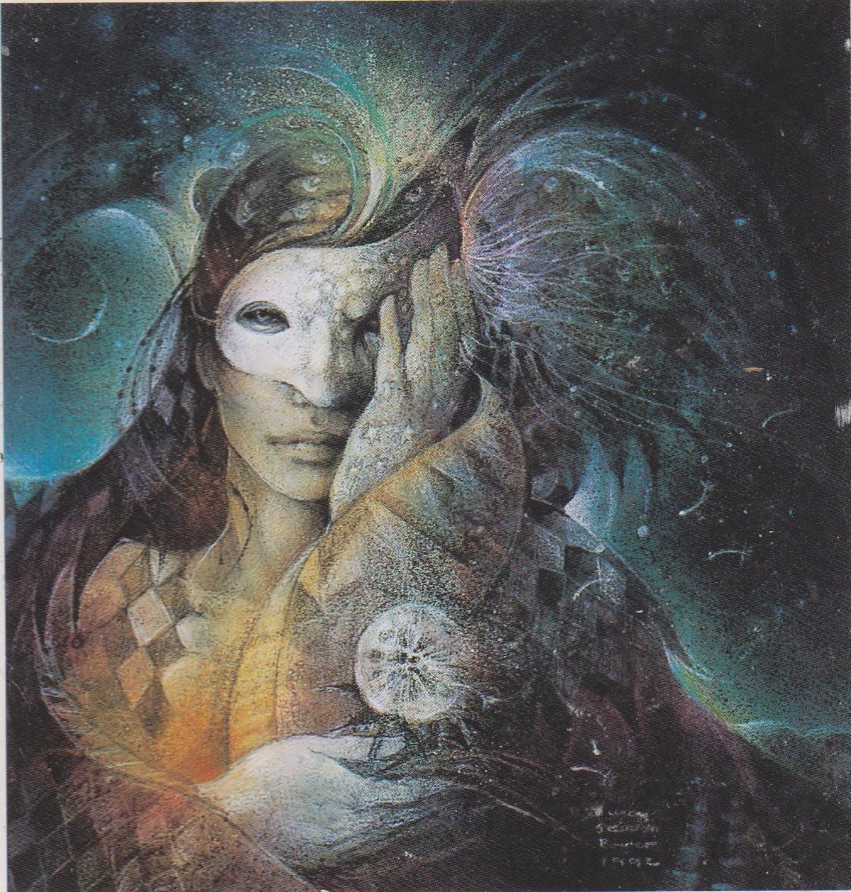 переменах картинки мистического характера паровым