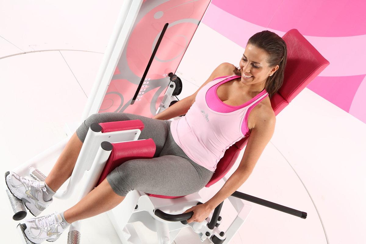 Уроки На Тренажере Для Похудения. Худеем — цель!