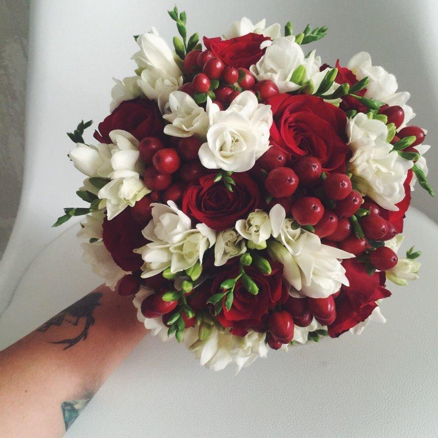 Супер букет для невесты киев купить