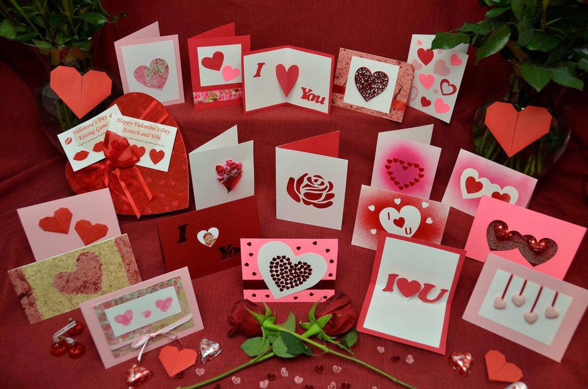 Валентинки с фотографиями своими руками