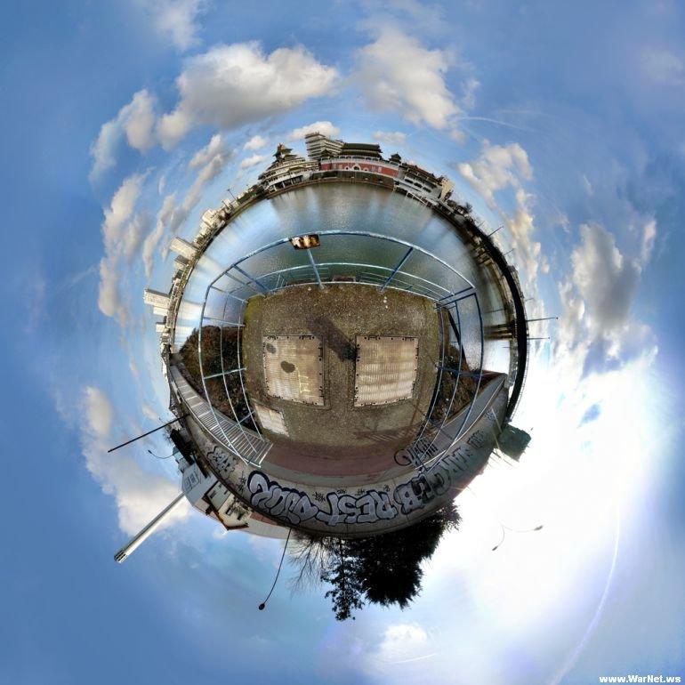 Приложение для фото в виде шара
