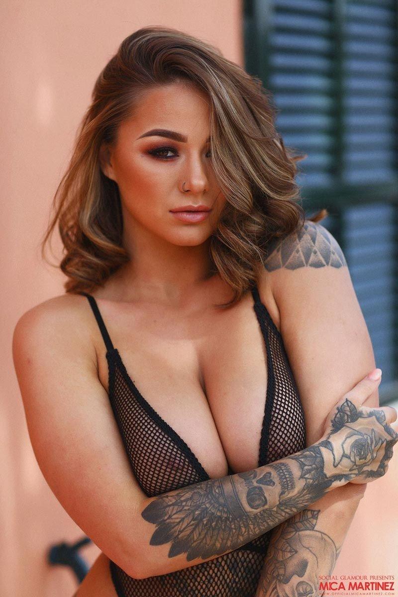 Mica Martinez Nude Photos 44