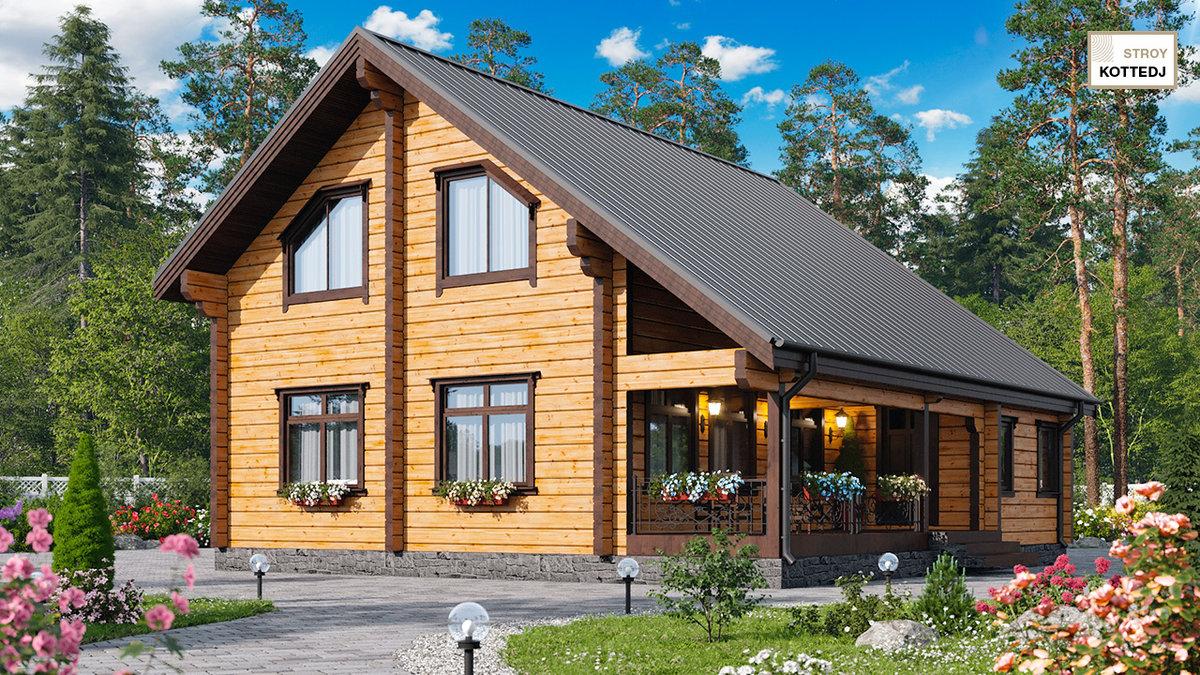 Дизайн деревянных лестниц в частном доме фото