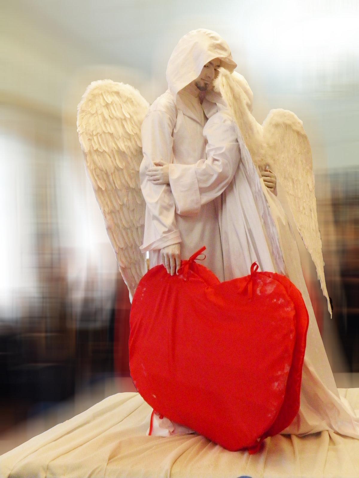 Картинка ангел и любовь