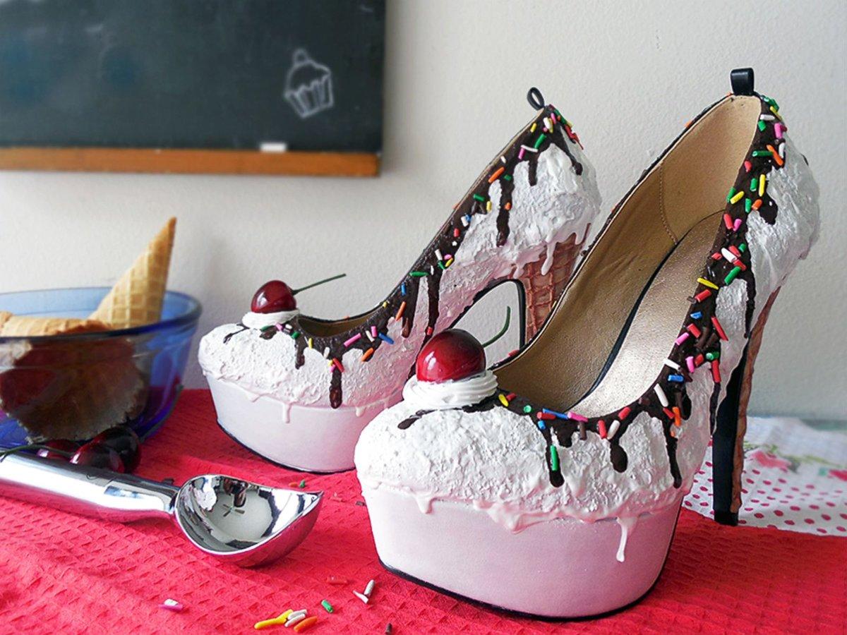 смешные картинки с обувью дизайн кому