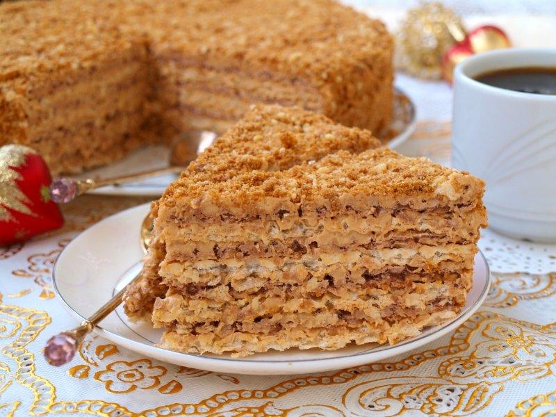 рецепт вафельного торта фото карпа руке для
