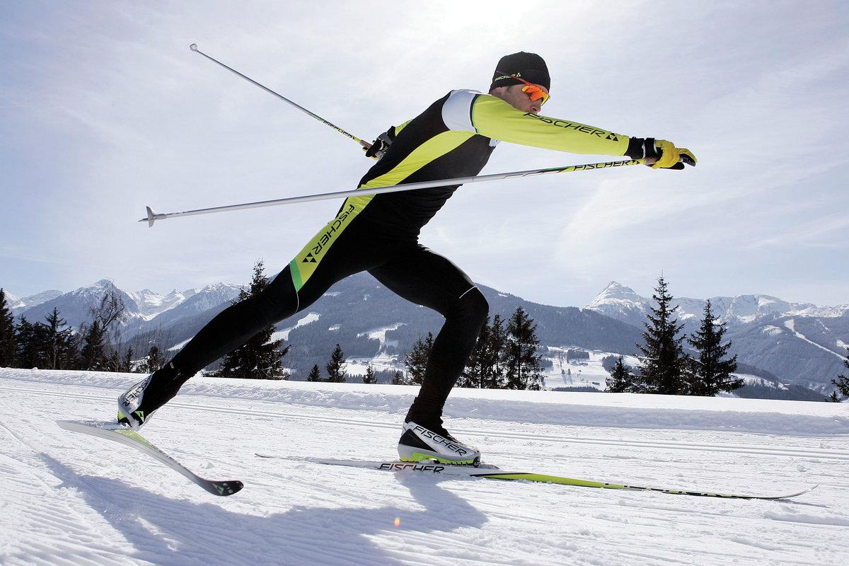 картинки с лыжницами ноябре возникли