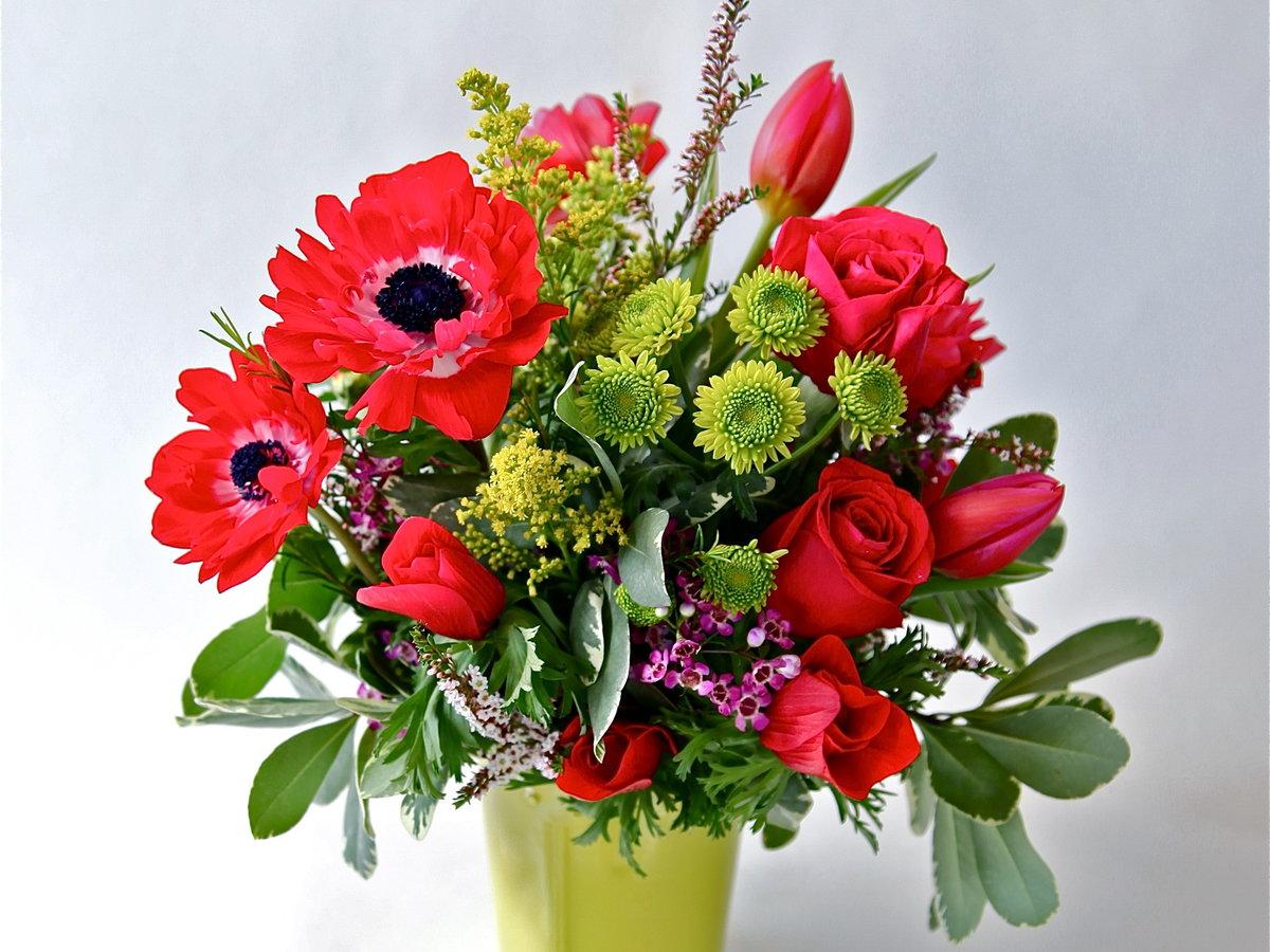 букеты цветов фото большого размера