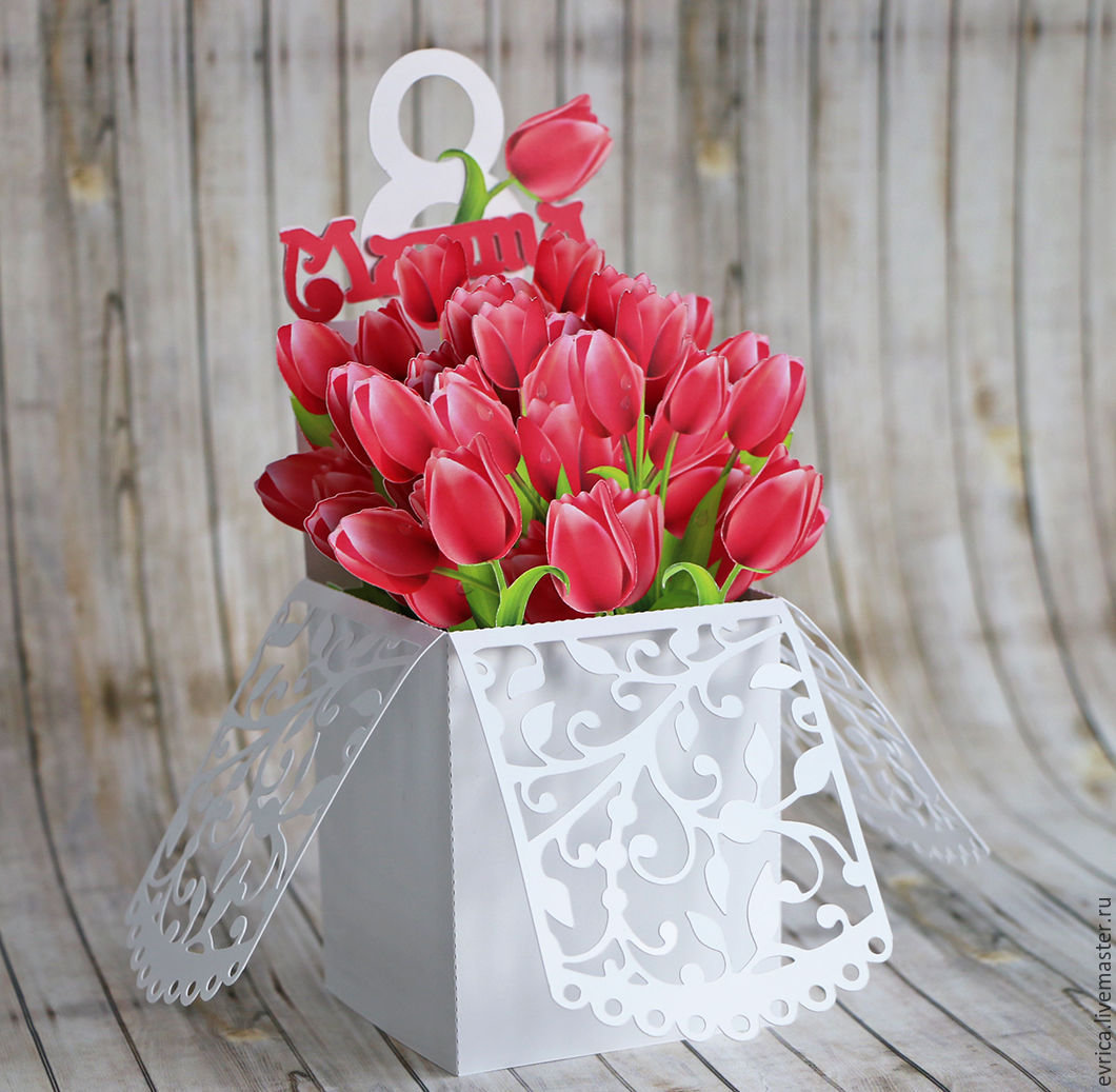 фото открытки 8 марта с тюльпанами фото способность общаться
