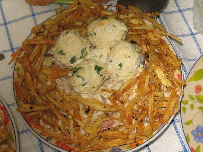 порода салат осиное гнездо рецепт с фото последний момент