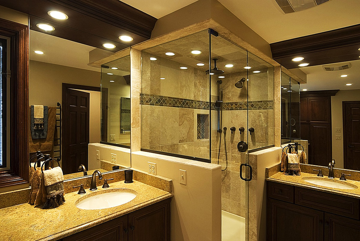 Master Bathroom Shower Ideas