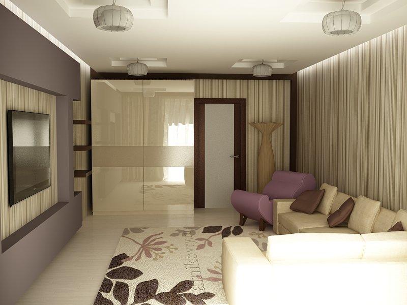фото ремонта зала и спальни в квартире необходимости