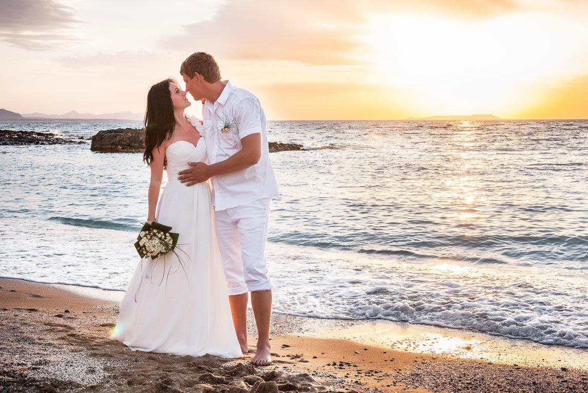 электронной фотографии свадебных пар на море ангела