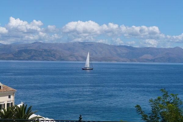 белеет парус одинокий..... #день #красота #лето #море #парус #фото #яхта