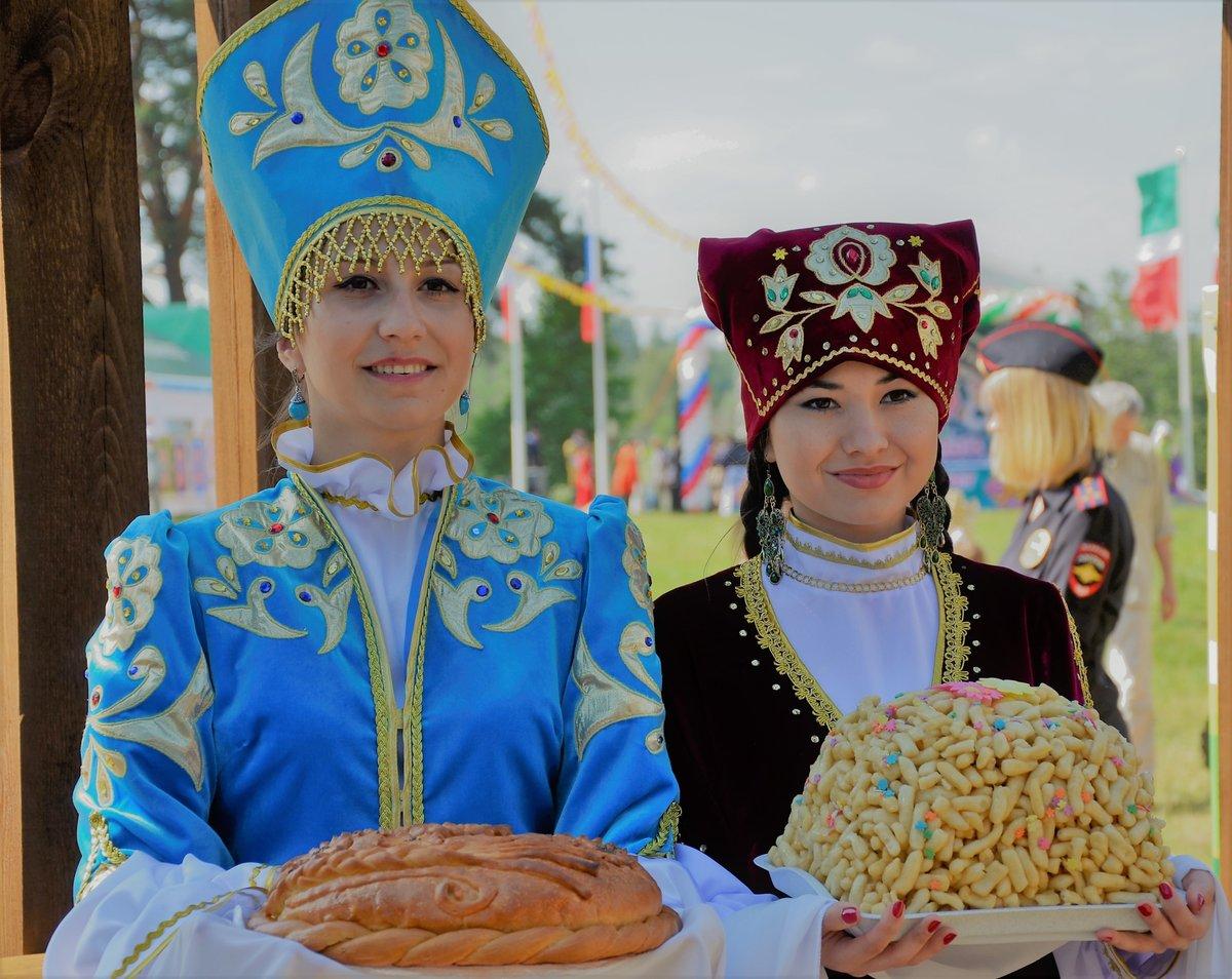Утро, картинки по татарские