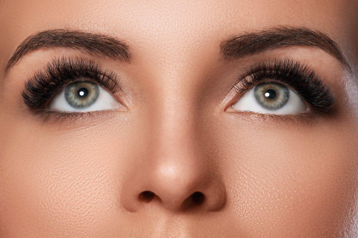 Картинки с красивыми глазами и ресницами