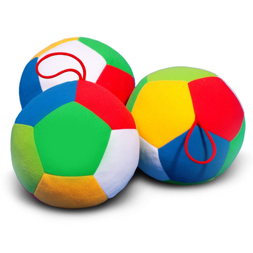Картинки мячей, троицей