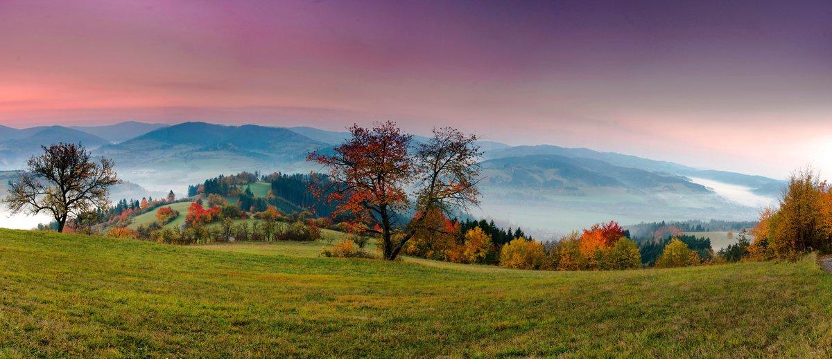 Картинка природа панорама