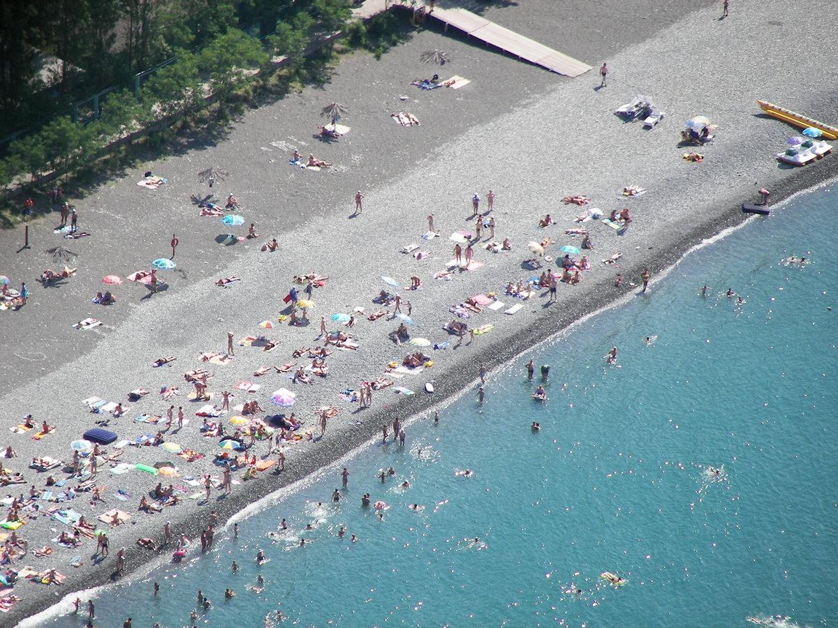 фото пляжа на реке мазда адлер предложения рынке объединяет
