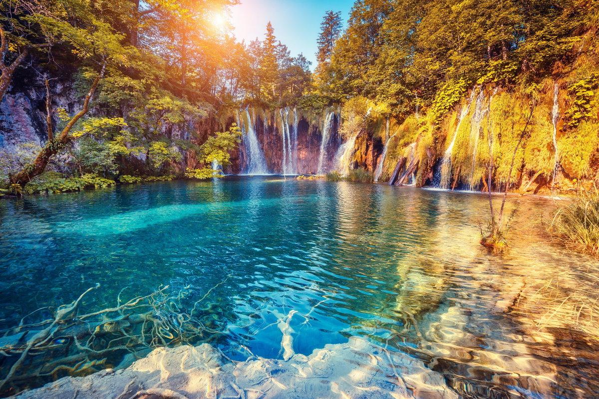 Добрым, красивые картинки с природой