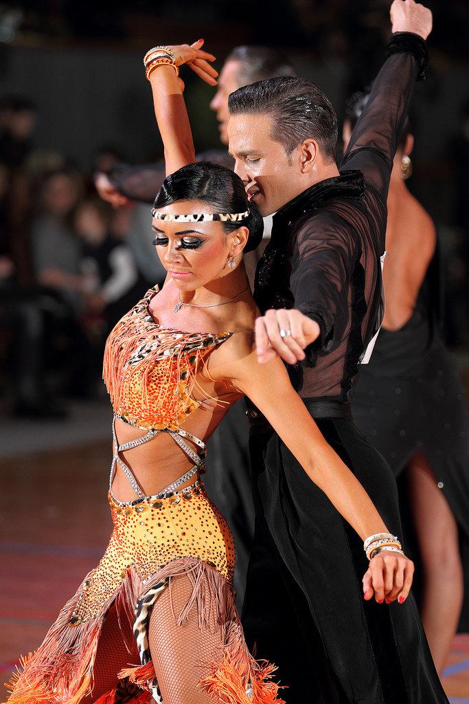 фото танцовщиц бальных танцев вообще