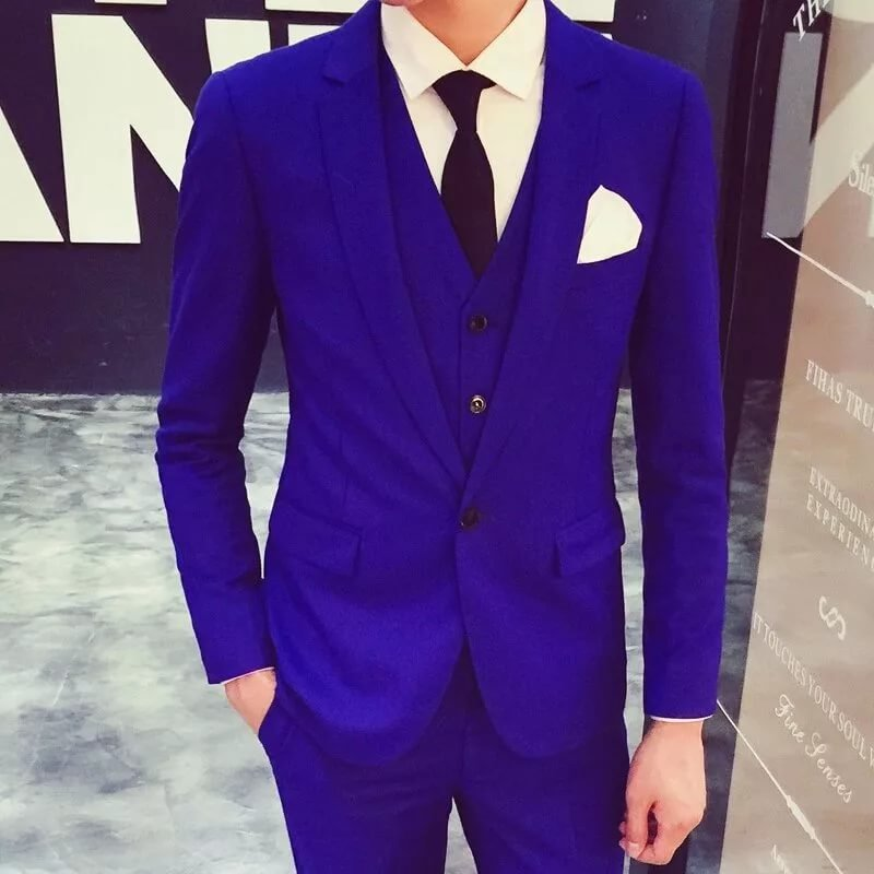 далекой-далекой мужские костюмы синие картинки менее