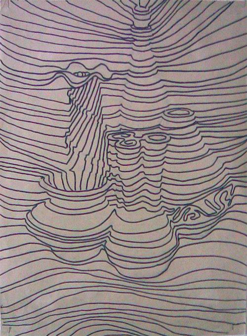 Картинки нарисованные с помощью линий