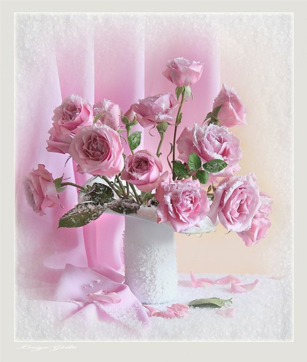 Открытки анимация цветы с юбилеем, брюнетки картинки