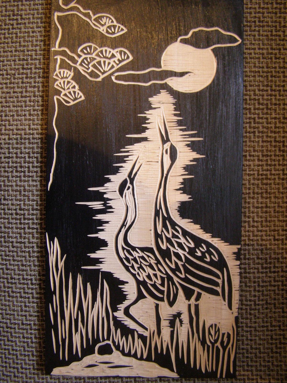 чернолаковая резьба по дереву картинки