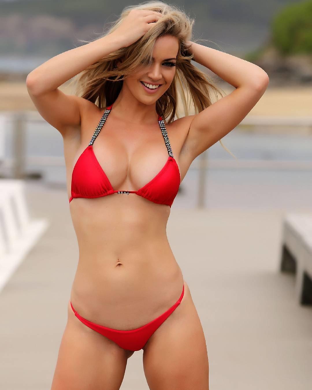 Bikini girls at lambeau