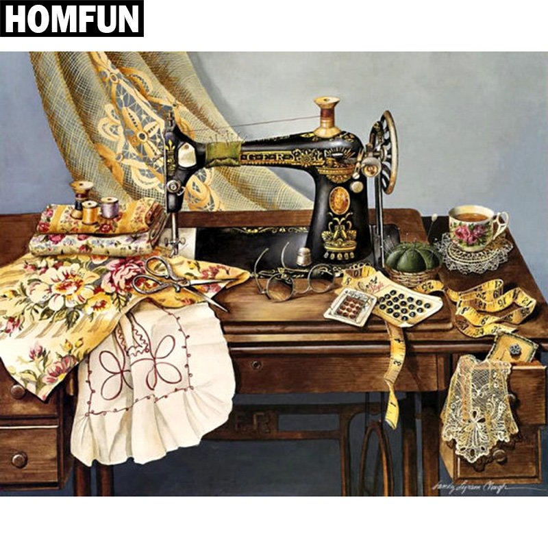 Картинки со швейной машинкой современной, про