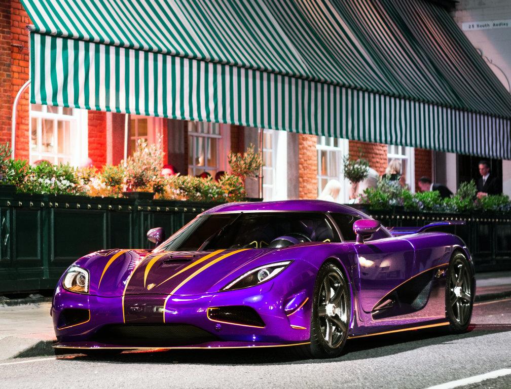 Крутые фиолетовые картинки