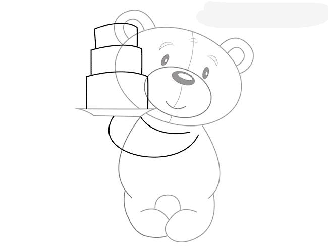 Как нарисовать открытку маме на день рождения своими руками поэтапно
