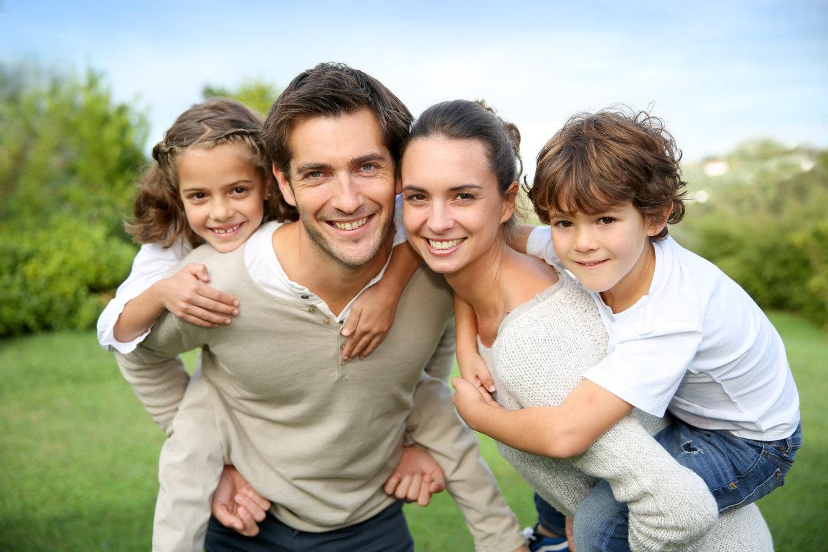 Картинки про родителей и детей, анимация