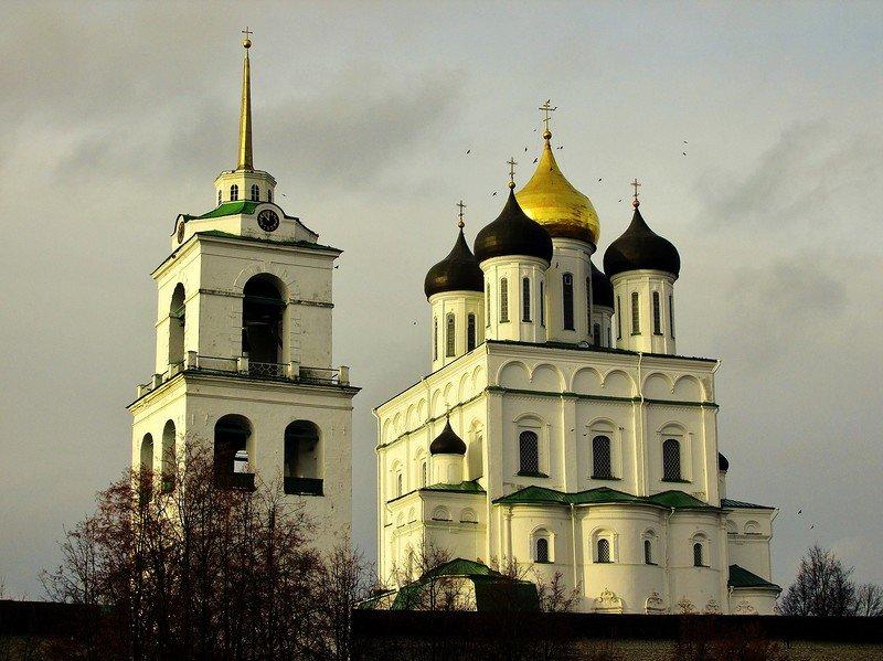 картинки псковского собора угадаешь, как собака