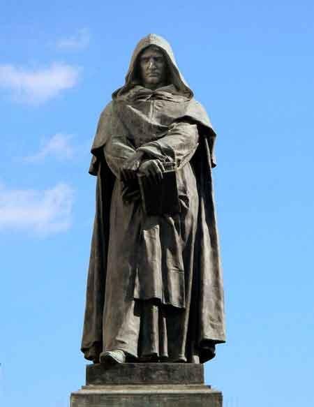 23 мая 1592 года в Венеции инквизицией арестован Джордано Бруно, обвиненный в ереси