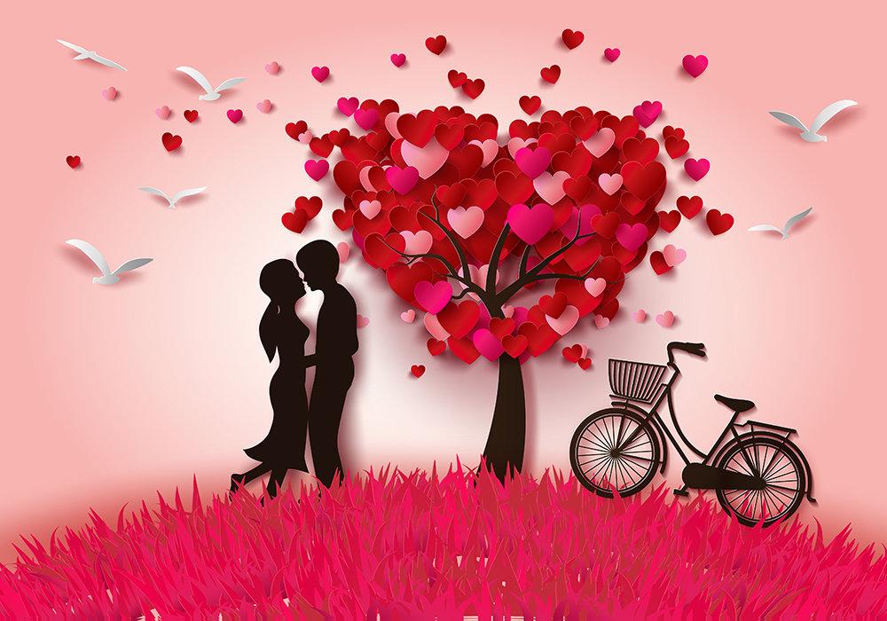 Красивые открытки на тему любви