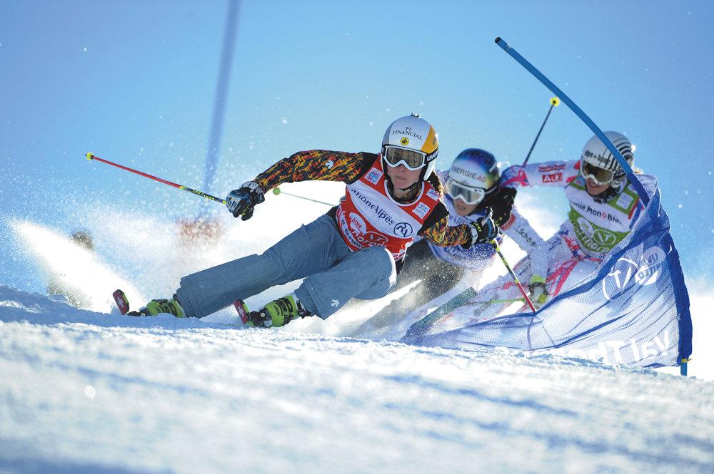 образование, сформированное горнолыжный спорт фото часть территории